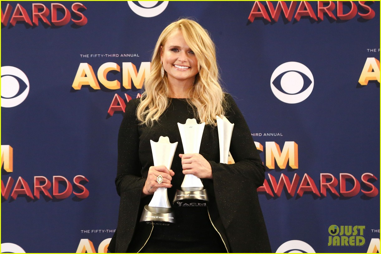 miranda lambert makes acm awards history 134065525