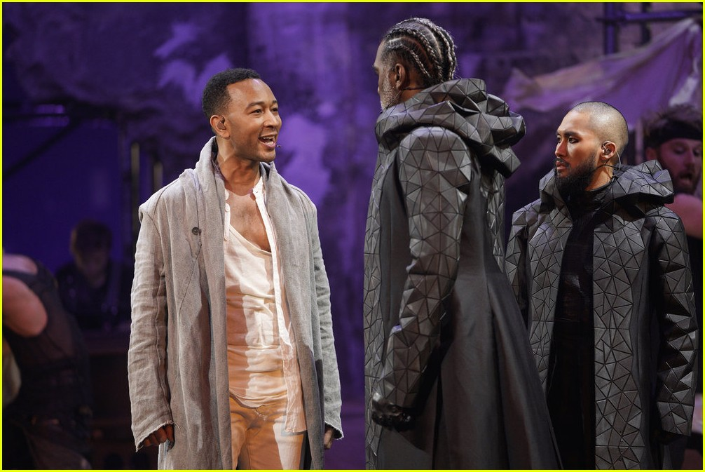 'Jesus Christ Superstar' - Full Cast, Performers, & Song List for NBC's  Concert Special!