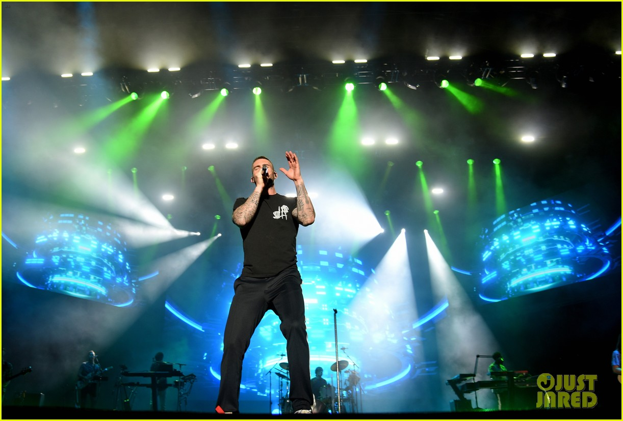 maroon 5 imagine dragons panic at the disco more lead capital one jam 084059201