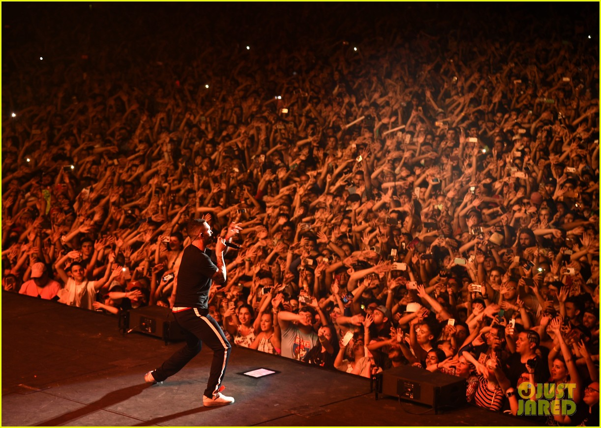 maroon 5 imagine dragons panic at the disco more lead capital one jam 094059202
