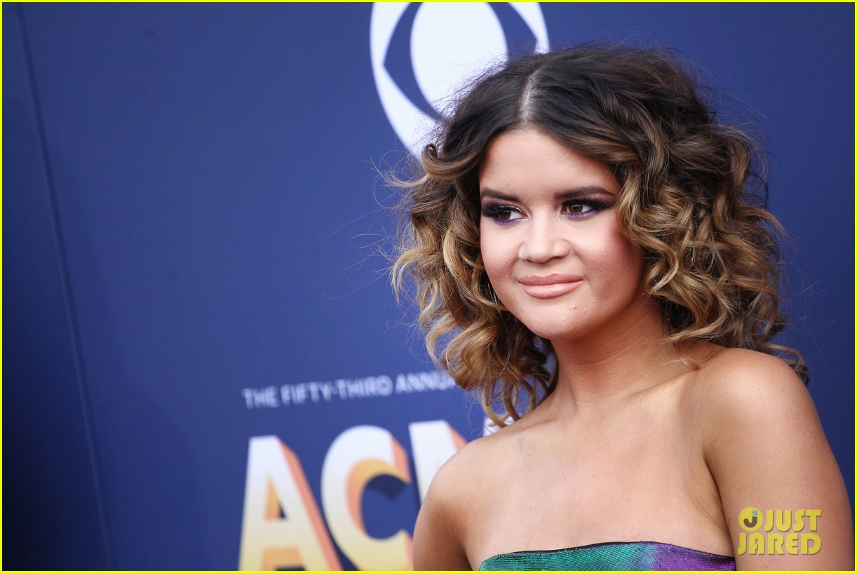 maren morris ryan hurd acm awards 2018 144065245