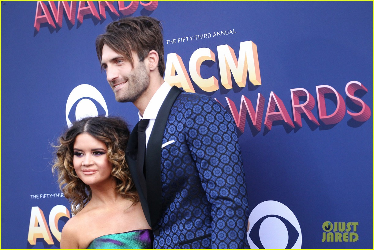 maren morris ryan hurd acm awards 2018 154065246