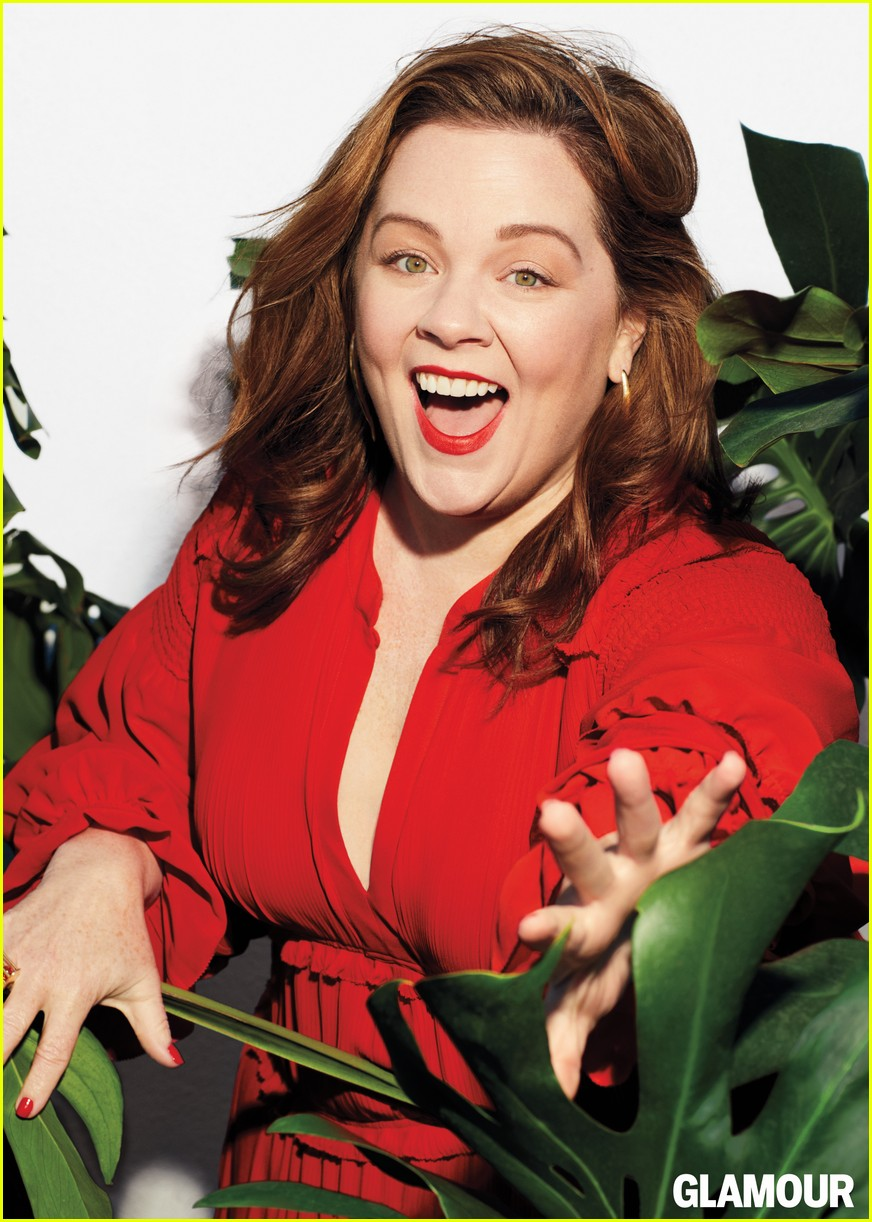 She Always Had Really Nice Makeup: Melissa McCarthy Reveals Why She Always Assumes Every Job