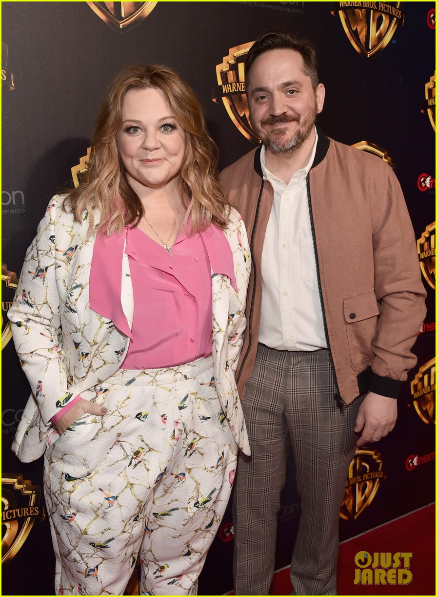 Melissa McCarthy And Husband Ben Falcones Relationship