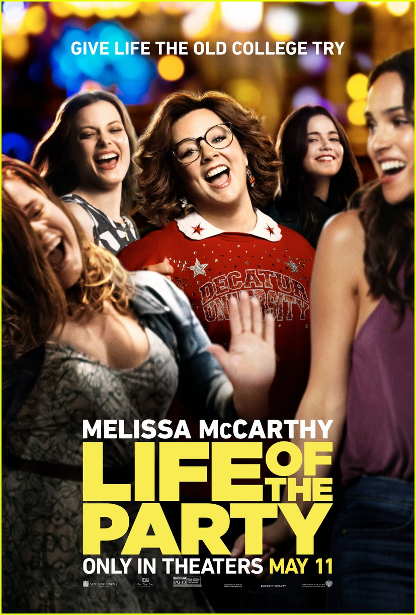 life of the party poster4066947