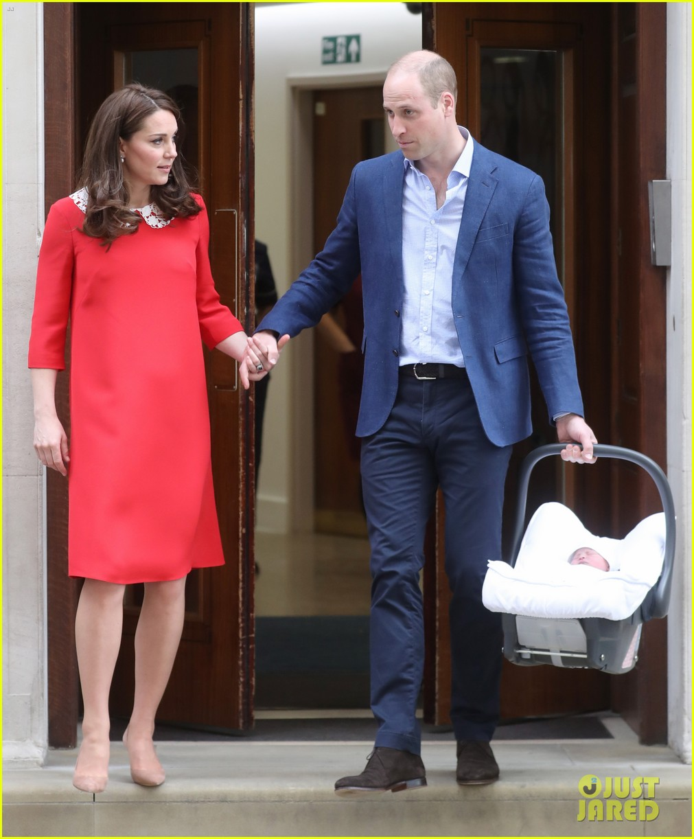 Prince William Cracked A Joke With Reporters After