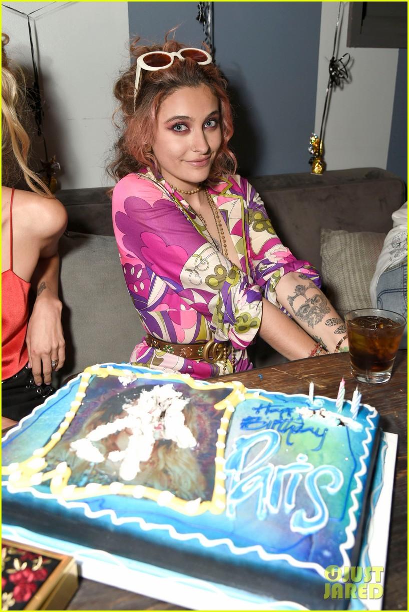 paris jackson birthday party chris brown 184061221