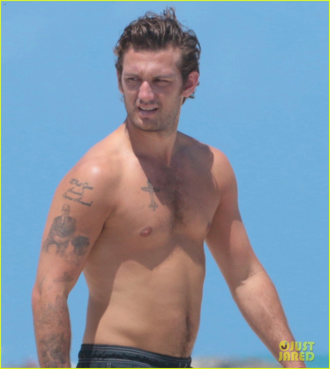 Think, that alex pettyfer shirtless not see