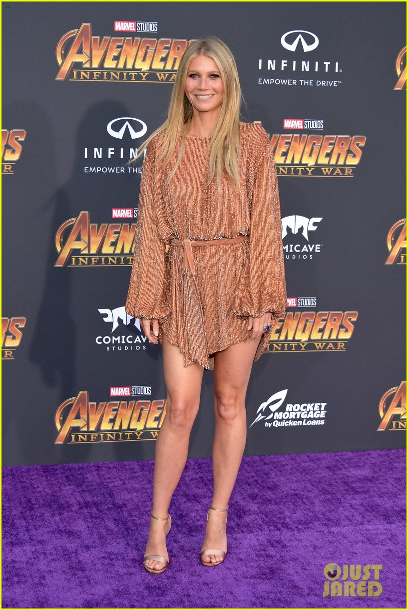 robert downey jr gwyneth paltrow avengers infinity war premiere 014071130