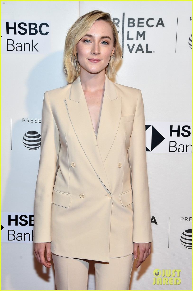 saoirse ronan joins annette bening at seagull screening 074068688