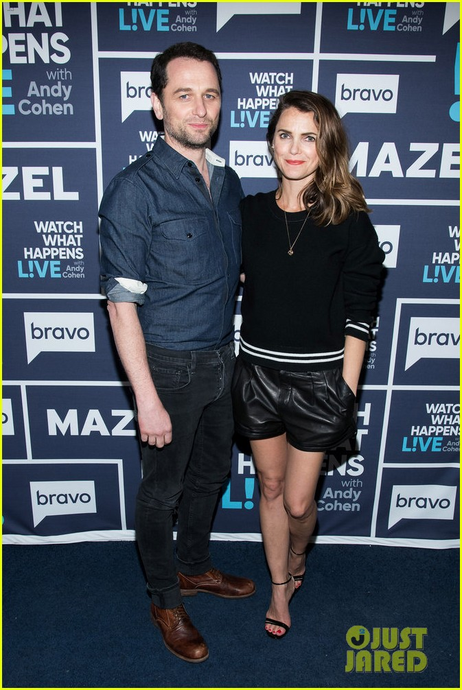 keri russell gets questioned about felicity revival on wwhl 054060990