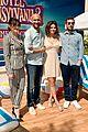 selena gomez andy samberg join castmates for hotel transylvania photo call 13