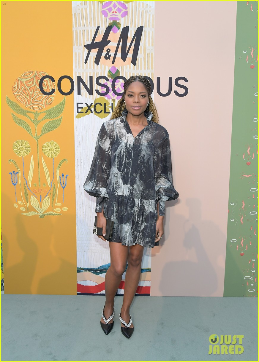 77321ba07d6f0 Amanda Seyfried, Kate Bosworth & More Help H&M Celebrate Conscious Exclusive  Launch Party!