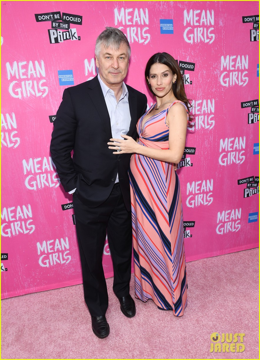 tina fey jeff richmond get lots of friendly support at mean girls 014061657