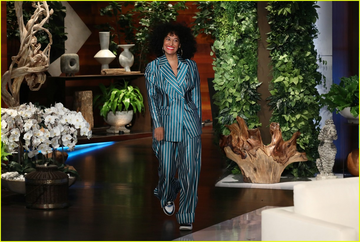 tracee ellis ross ellen degeneres show april 2018 014065614