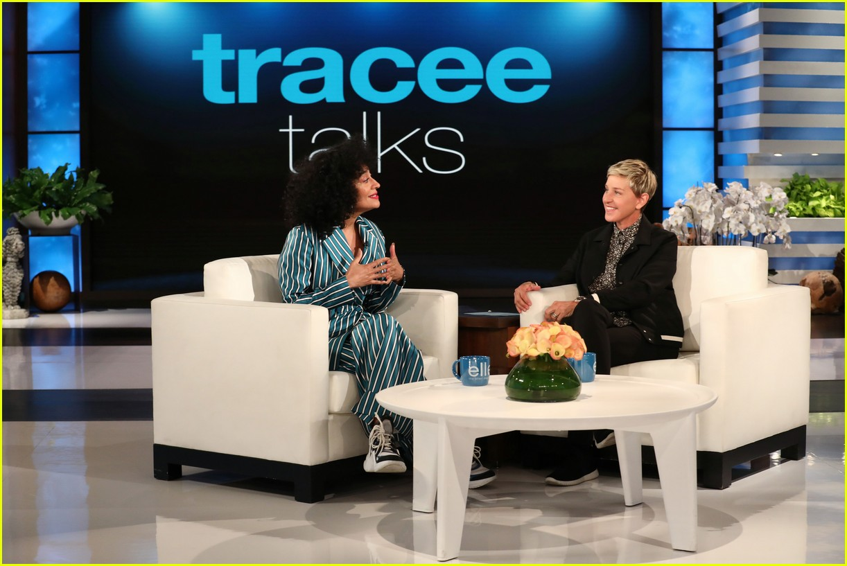 tracee ellis ross ellen degeneres show april 2018 044065617