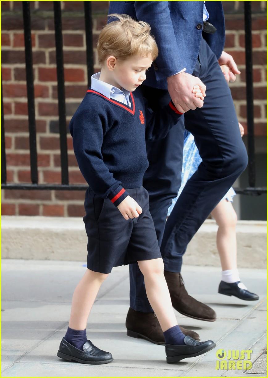 prins george en prinses charlotte