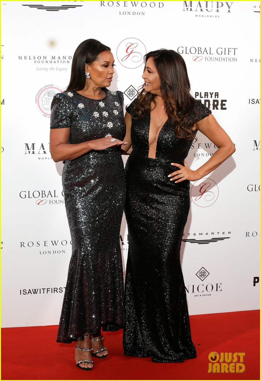 vanessa williams shines at nelson mandala gala 074071614
