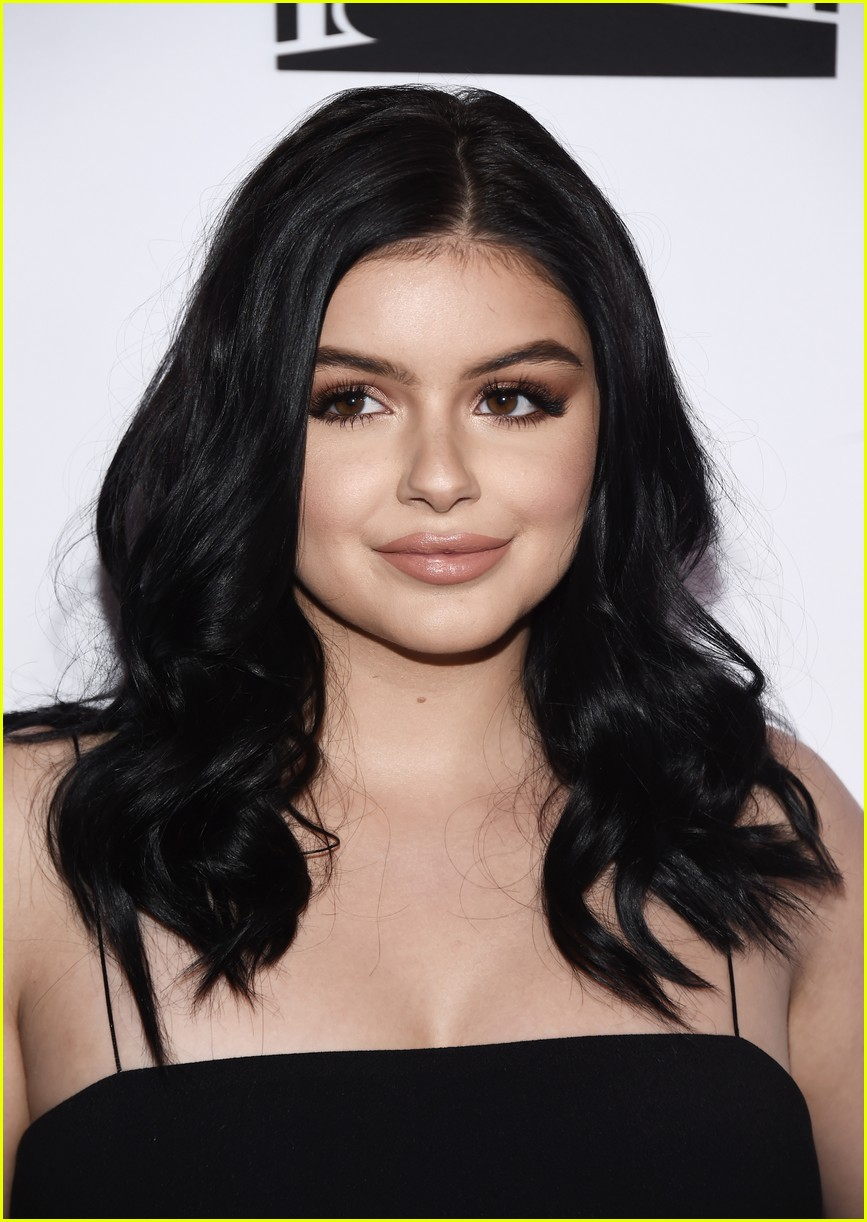 Ariel Winter Has Best Response to Troll Calling Her 'Thirsty