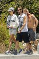 alessandra ambrosio goes hiking with producer raul guterres 03