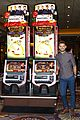 becca kufrin joins bachelor alum at slot machine unveiling 17