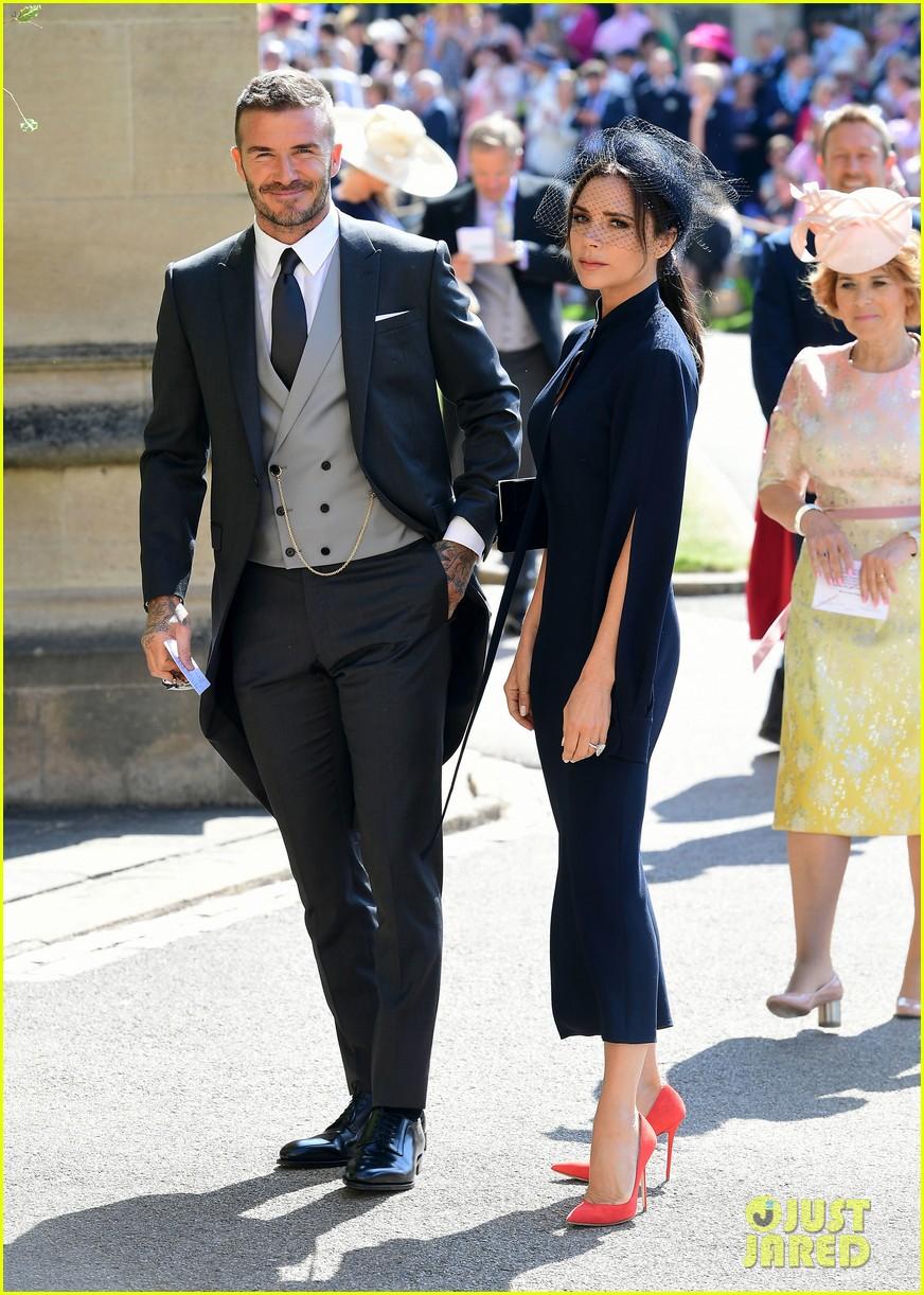 Alec Baldwin Wedding David & Victoria B...