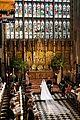 prince harry meghan markle royal wedding inside photos 35