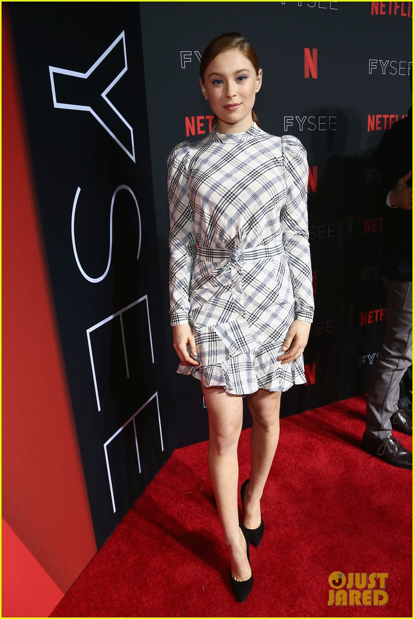 alison brie krysten ritter more step out for netflixs fysee kick off celebration 484078172