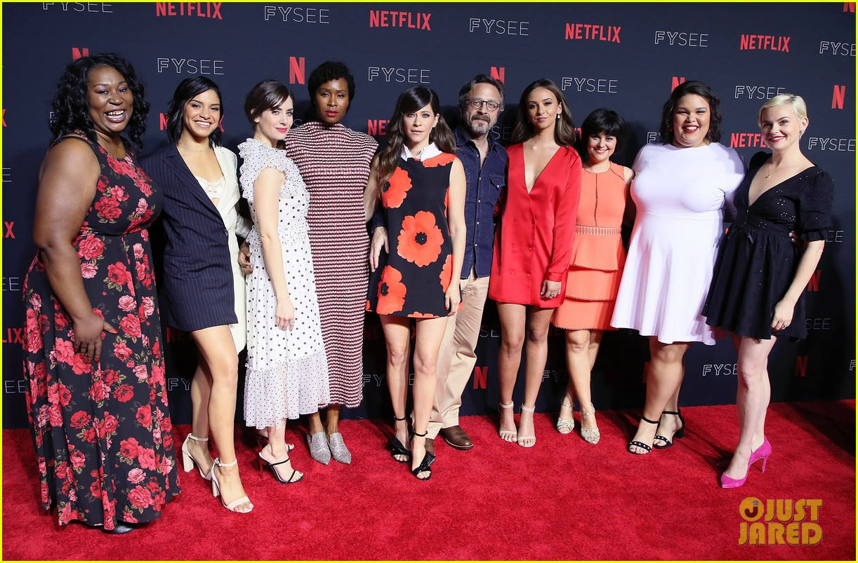 alison brie krysten ritter more step out for netflixs fysee kick off celebration 554078179
