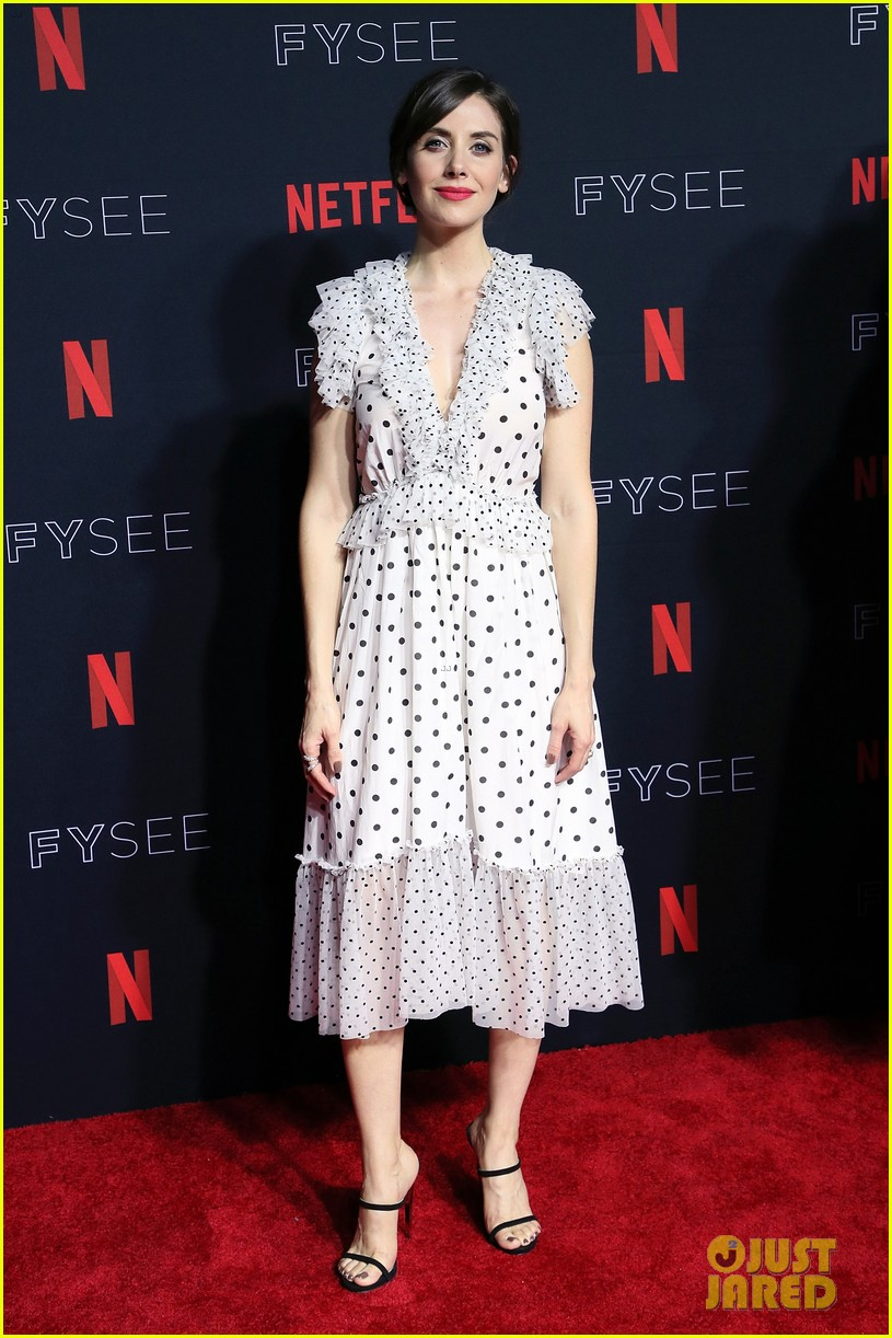 alison brie krysten ritter more step out for netflixs fysee kick off celebration 574078181