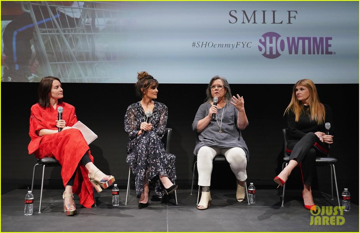 connie britton frankie shaw tease smilf season 2 weirder and darker 174080115
