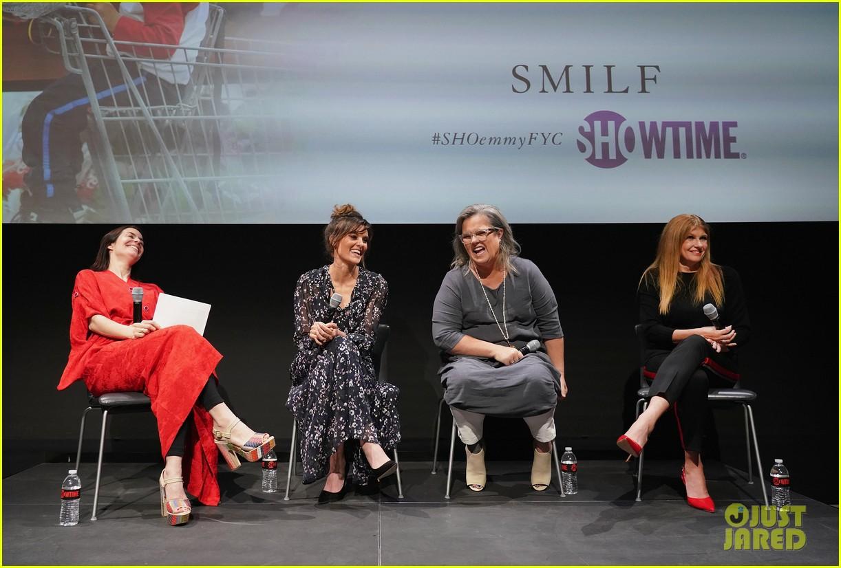 connie britton frankie shaw tease smilf season 2 weirder and darker 254080123