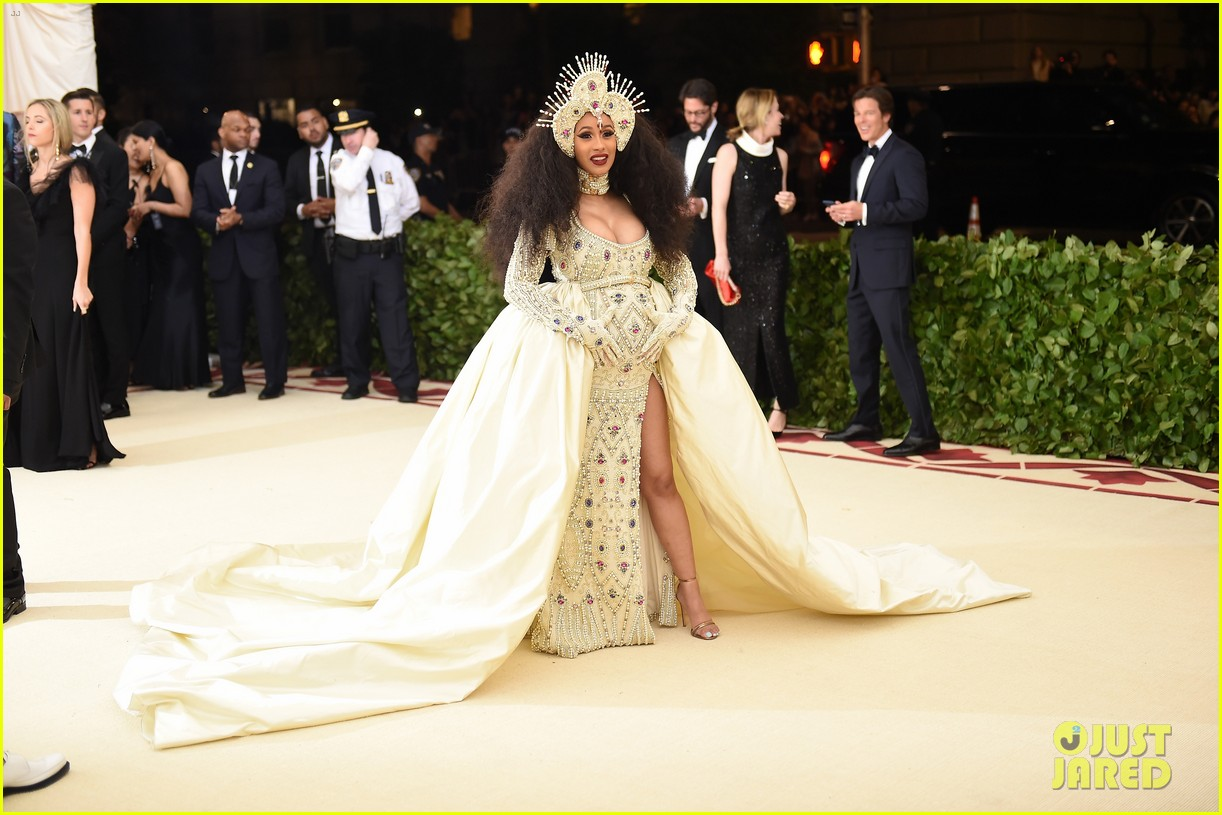 Cardi B Baby Girl: Did Cardi B Confirm The Sex Of Her Baby?: Photo 4079973