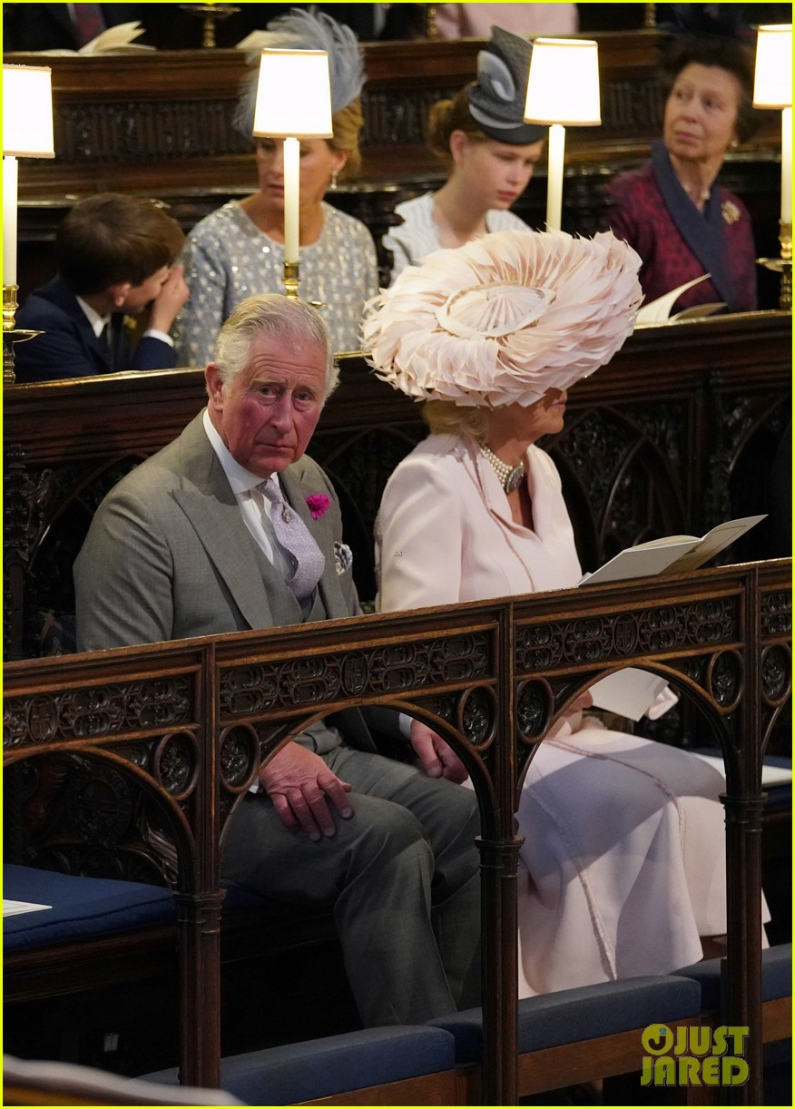 Prince Charles Gave Fantastic Speech At Prince Harry Meghan