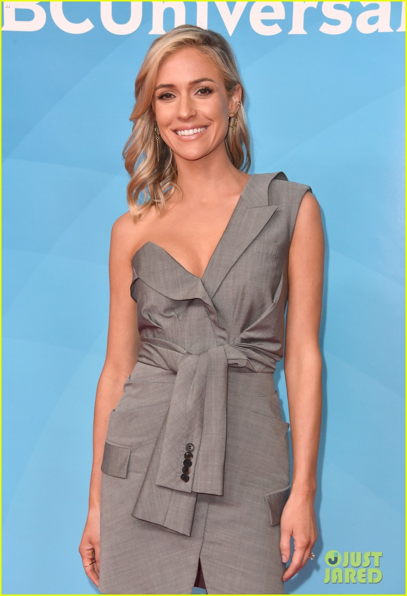Kristin Chenoweth Rocks Sparkling Boots to NBC Press Day ...