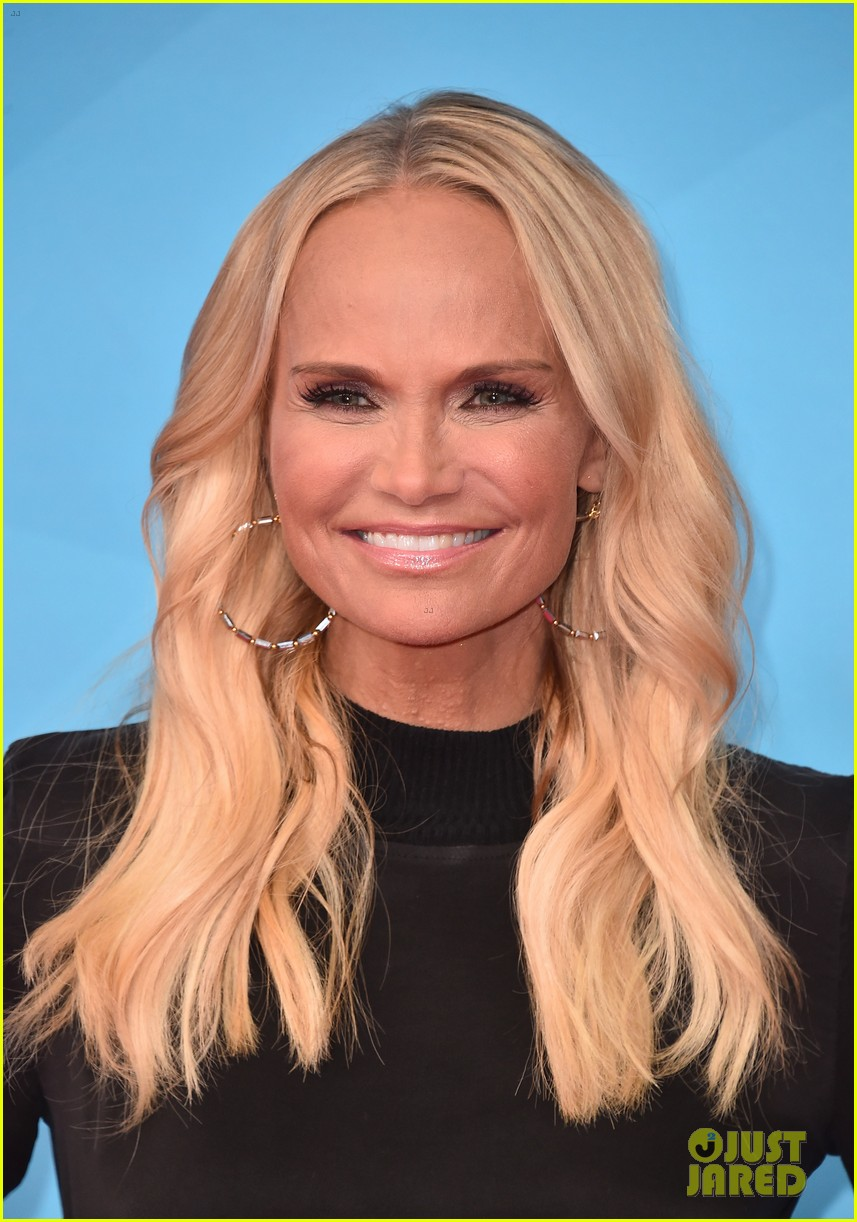 kristin chenoweth rocks sparkling boots to nbc press day 164076187