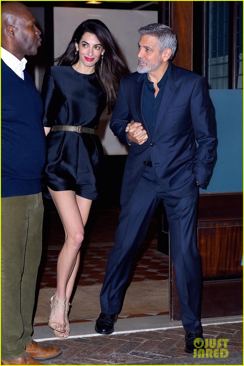 george clooney amal birthday dinner 024078014