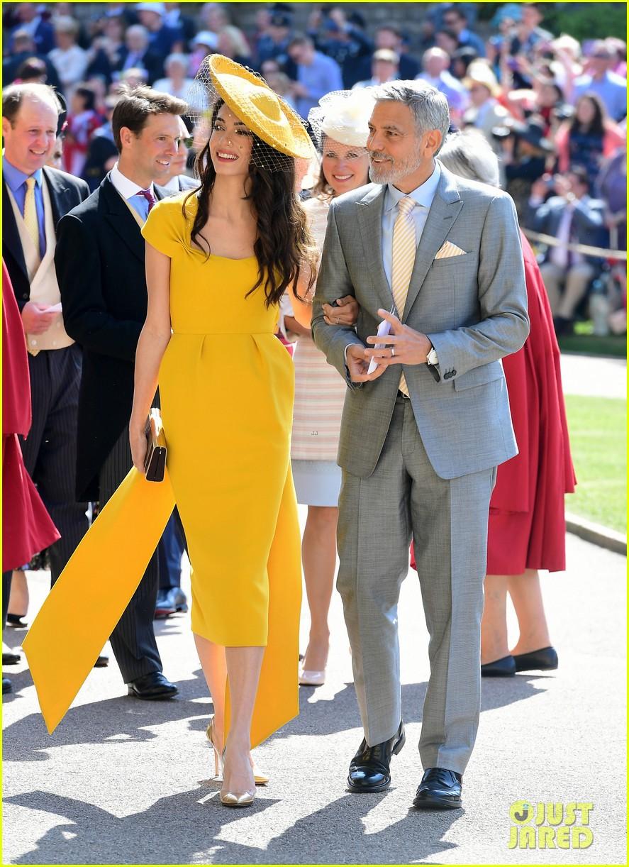 george clooney amal clooney royal wedding 224086197