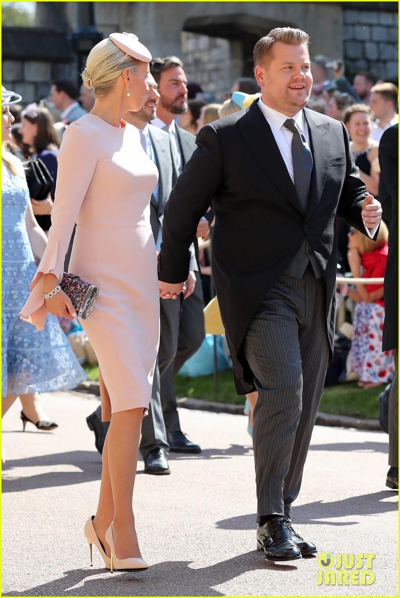 james corden sneeze royal wedding 104088886