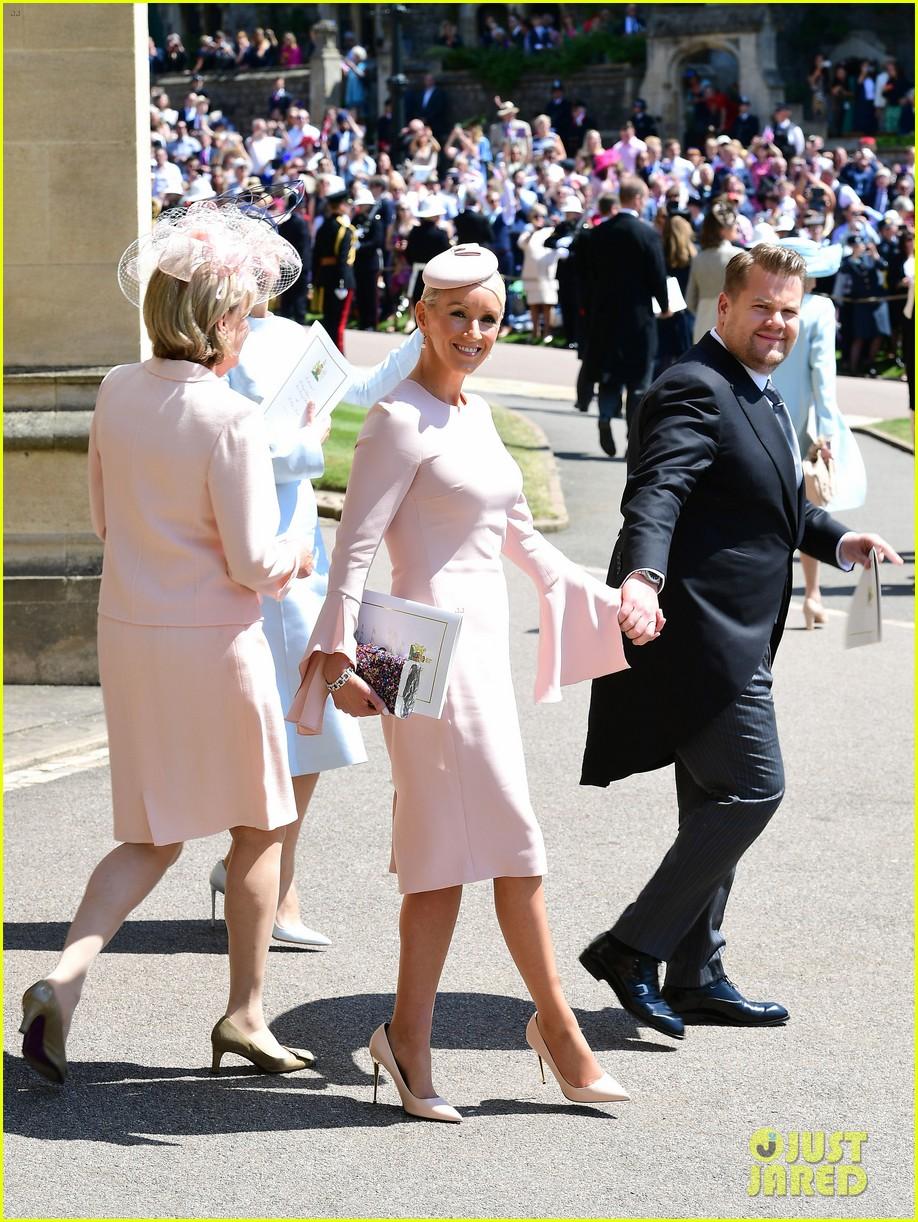 james corden sneeze royal wedding 134088889