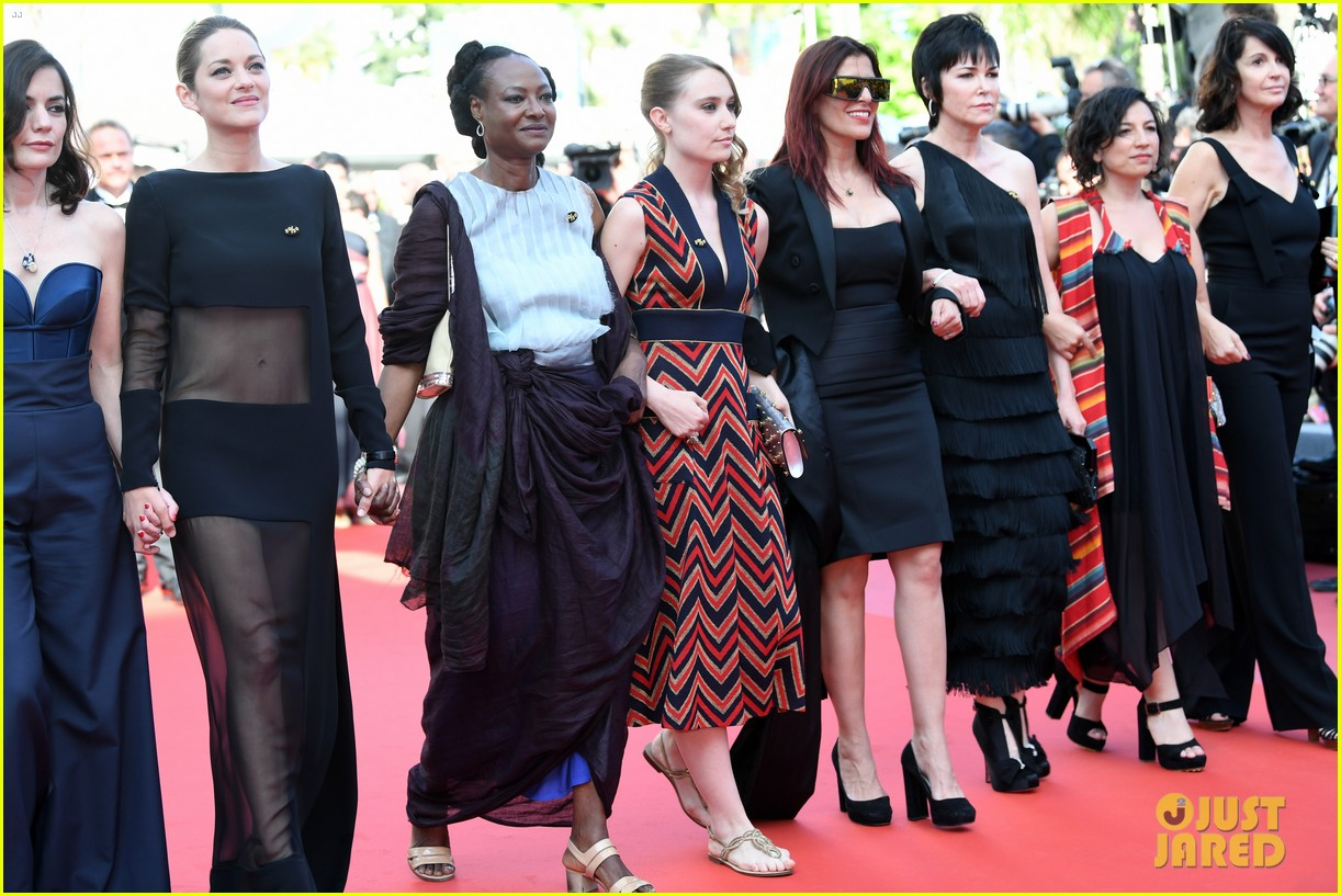 marion cotillard womens march cannes film festival 014081601