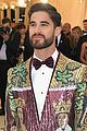darren criss rocks sparkling blazer for met gala 05