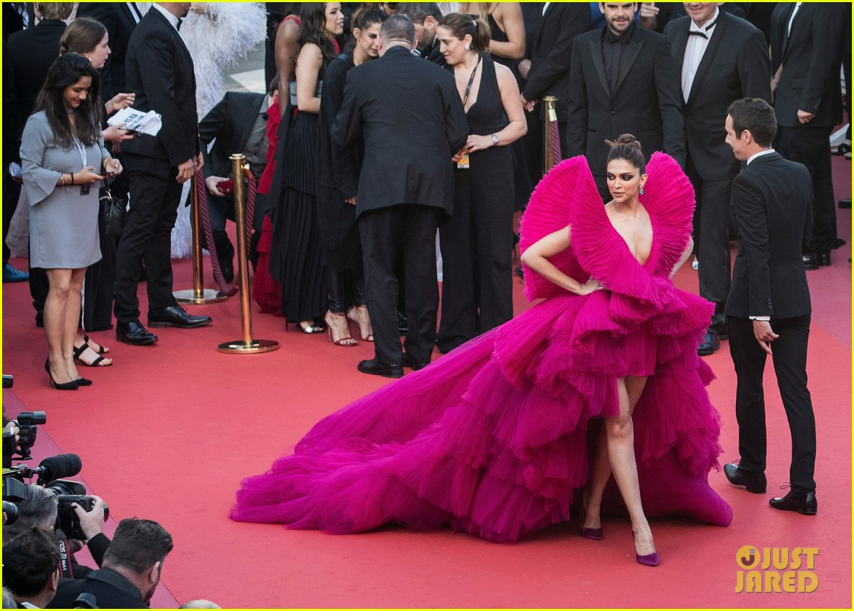 Lupita Nyongo, Deepika Padukone & Amber Heard Stun at