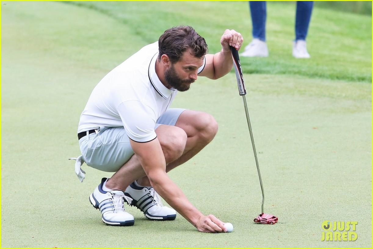 jamie dornan golf game with matthew goode 024090063
