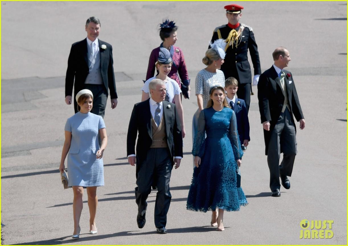 sarah ferguson princess beatrice eugenie royal wedding