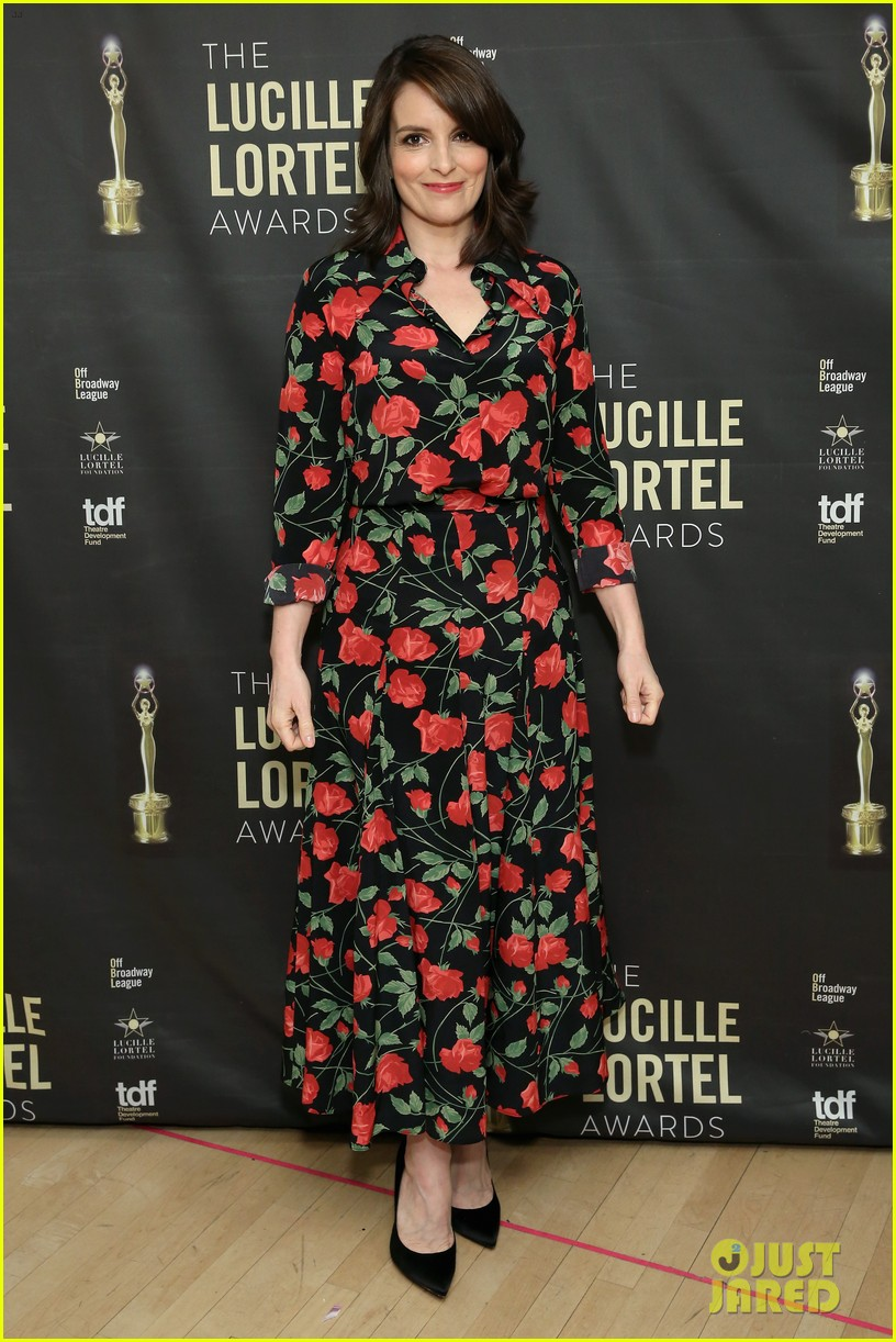 tina fey zachary quinto more help honor off broadway at lucille lortel awards 2018 014078026