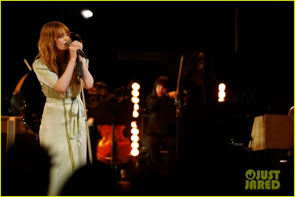 florence the machine debut hunger live on the voice 084089556