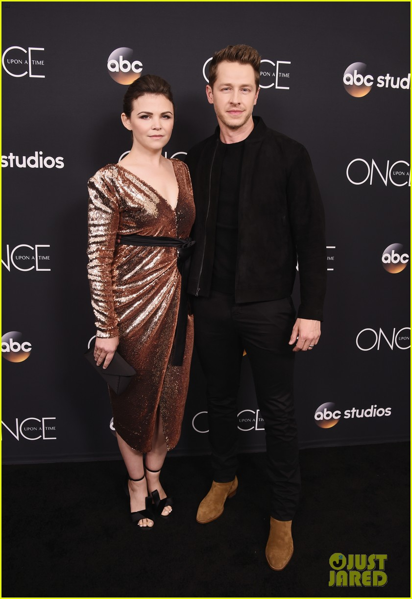 ginnifer goodwin hubby josh dallas talk once upon a times legacy 014079934