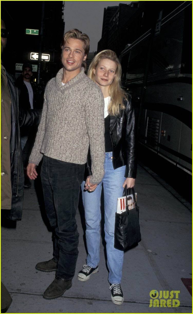 gwyneth paltrow brad pitt photos 014090044
