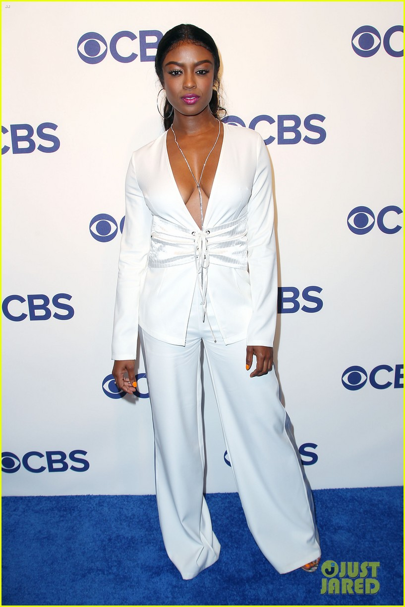 brandon micheal hall brings god friended me to cbs upfronts 024084415